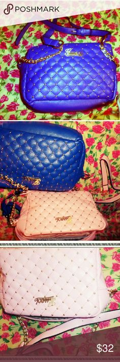 """New bag small.       LUCK"""" With long strap Bags Cosmetic Bags & Cases"""