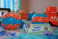 Finding Nemo Birthday Party Ideas | Photo 2 of 50