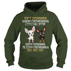 CHIHUAHUA LITTLE BALL OF FUR Hoodie #chihuahua #chihuahuas #chihuahualove #chihuahualife #chihuahualover #chihuahuaworld #chihuahuapuppy