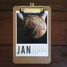 7 Food Calendars That'll Make You Hungry In 2017