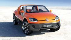 Volkswagen Buggy Up!, 2011
