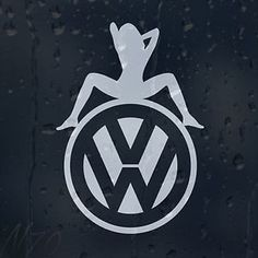 Hot VW Girls | Vehicle Parts & Accessories > Motorcycle Accessories > Badges, Decals ...