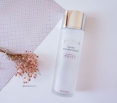 Review: Missha The Time Revolution First Treatment Essence Intensive Moist