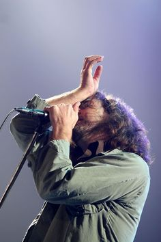 Hey there Mr. Vedder