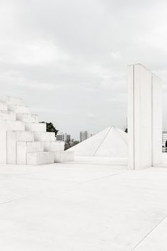 Located in the remarkable city of Tel Aviv, Israel, stands an environmental sculptural park simply called Kikar Levana, or White Square in English. Fr...