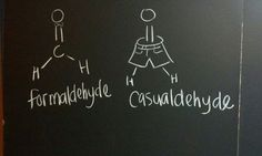 Formaldehyde/Casualdehyde