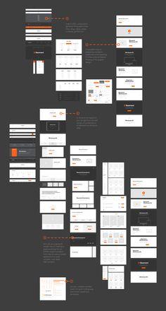 Fichas proyectos web