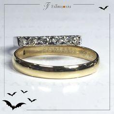 Las Argollas de Matrimonio, una joya eterna para un momento eterno. 👰💖💍 #ArgollasDeMatrimonioCali #ArgollasDeMatrimonioColombia #WeddingBandsColombia
