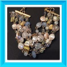 Host Pick Vintage cookie lee pearl bracelet Cookie Lee braceletHost Pick 7/18/16 Cookie Lee Jewelry Bracelets