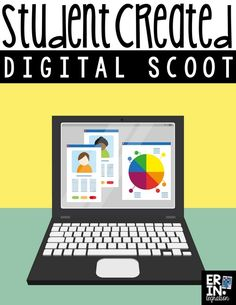 Have you played Digital Scoot on either the iPad or on Google Slides? Learn how students can create their own Digital Scoot games to play on your devices! Computer Lab Lessons, Technology Lessons, Computer Teacher, Physical Education Games, Library Lessons, Blended Learning, Google Classroom, Educational Technology, Ipad