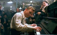 Tim Roth in The legend of 1900