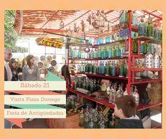 ¡Mañana visita la Feria de San Telmo!