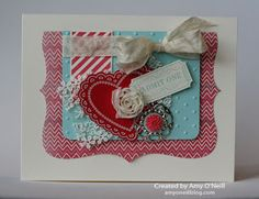 Hearts a Flutter Stampin' Up!