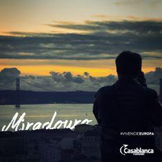 lisboa. miradouro. portugal.