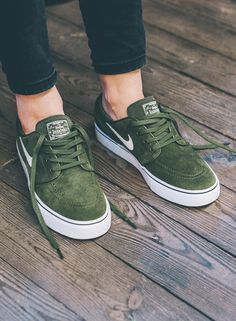 Nike SB Zoom Stefan Janoski / 333824-310 (via Runcolors) Available @ Urbanindustry