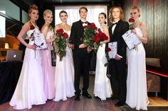 Sonja Top Model competition Model of the photogenic, Sara Supermodel competition , Tea Top Model 2017 winner, Max Top Male Model  2017 winner, Hanna Supermodel 2017 winner, Nico Top Male Model  ja Annika Top Model competition Model of the catwalk.