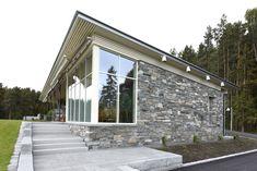 Oppdal Sten AS Tørrmur med naturkant, dybde Windows, Wall, Window