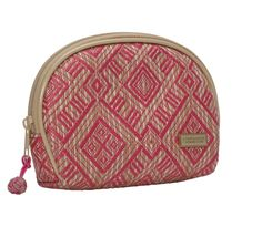 Cashmere Suitcase - Charleston Fiona Dome Cosmetic