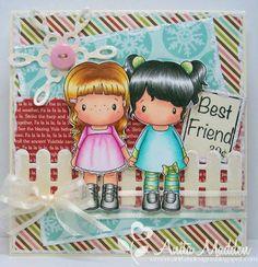 Best Friends cc designs