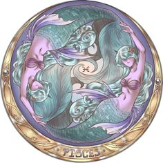 Pisces ~ at one with the waters