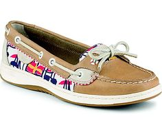 Sperry Top-Sider Angelfish Signal Flag Slip-On Boat Shoe