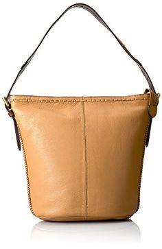 efe36361d4 Cole Haan Loralie Whipstitch Bucket Hobo Review. Cole Haan, Hobo Bags ...