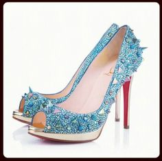 Party shoes by louboutin