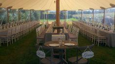 North Fork Vineyard Wedding - Wedding Table Ideas