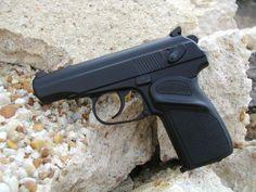 Makarov custom pistol