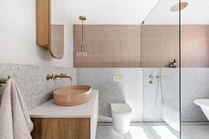 Washroom, Master Bathroom, Interior Design Colleges, Toilet Ideas, Terrazzo Flooring, Patio Plants, Decorative Tile, Beautiful Bathrooms, Bathroom Inspiration