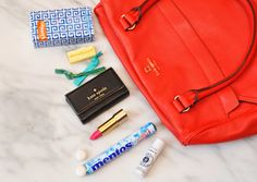 what's in my bag...