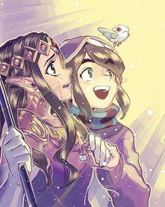Zelda no Densetsu: Kamigami no Triforce 2 (A Link Between Worlds) Image - Zerochan Anime Image Board The Legend Of Zelda, Legend Of Zelda Breath, Link Zelda, Super Smash Bros, Creepypasta Anime, Image Zelda, Saga, Wind Waker, Twilight Princess