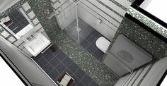 Sdb mosaic palettecad http://www.palettecad.com/fr/applications/salle-de-bains-et-carrelage