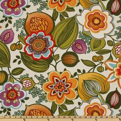 Swavelle/Mill Creek Indoor/Outdoor Gomer White Tea - Discount Designer Fabric - Fabric.com  $8.98