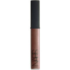 NARS Lip Gloss -Coup de Coeur.  I bought this to pair with a different color sheer lipstick but find I really like it over Autumn Leaves.  Makes a great fall/winter lip.
