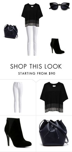 """""""casual"""" by ikatsamaki on Polyvore featuring Barbour International, Public School, ALDO and Lacoste"""