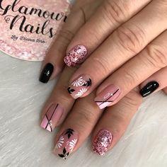 Nails, Beauty, Glamour, New Ideas, Autumn Nails, Nail Polish Colors, Nail Manicure, Slip On, Finger Nails