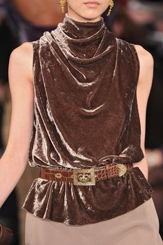 Ralph Lauren at New York Fashion Week Fall 2009 - Livingly