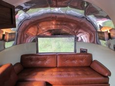 """Airstream """"Bambi"""" trailer"""