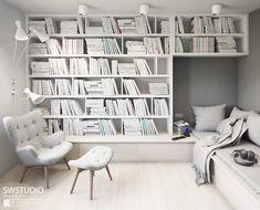 Pokój P1 - zdjęcie od SWSTUDIO - Pokój dziecka - Styl Nowoczesny - SWSTUDIO