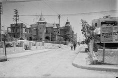 ביתו הפרטי של פיינגולד, ברח' נחלת בנימין בתל אביב, בשנות ה-30