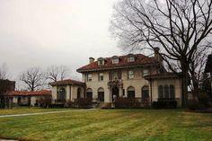 Berry Gordy former house - Boston-Edison district #Detroit #Motown