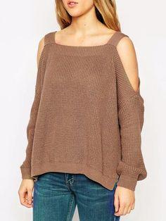 Chocolate Pie Sweater Top