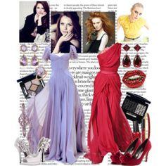 Ginny Weasley & Jessica Hamby (Redheads FTW!) <3