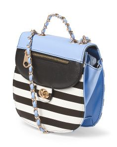 Crossbody With Chain Strap 24.99