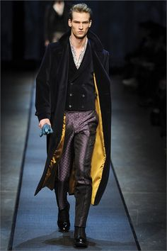Canali FW 2013 - Milan Fashion Week