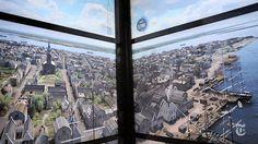 One World Observatory – Time Lapse Elevator Ride http://ilikethesepixels.com/one-world-observatory-time-lapse-elevator-ride/