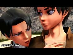 MMD  Attack on Crack  1 - YouTube Attack On Titan becd2b390f6