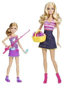 Barbie Sisters Go Fishing Barbie And Stacie Doll 2-Pack Mattel http://www.amazon.com/dp/B004UP8VT8/ref=cm_sw_r_pi_dp_y9bZtb08VHH7PJ86