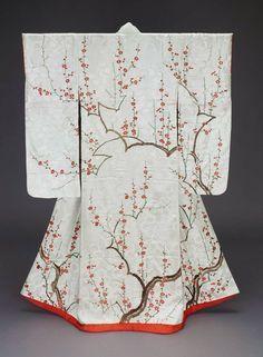 Furisode kimono, Edo period, 19th century, Japan - 振袖, 着物, 江戸時代, 日本